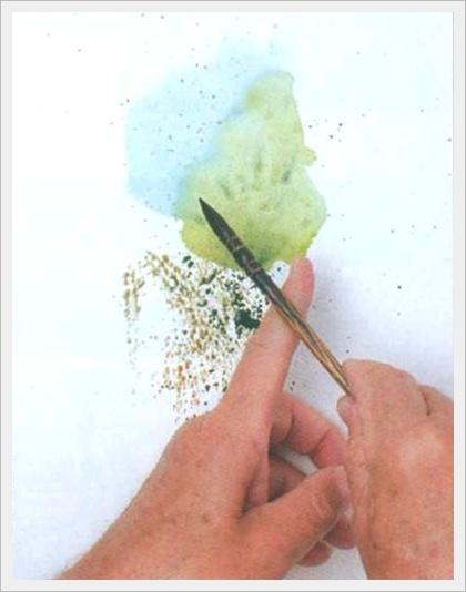 Дизайн цветных гелевых ногтей