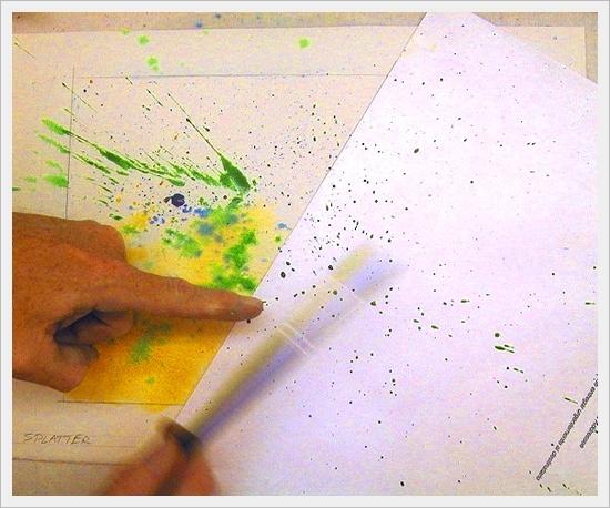 Как сделать будто нарисованное вшопе