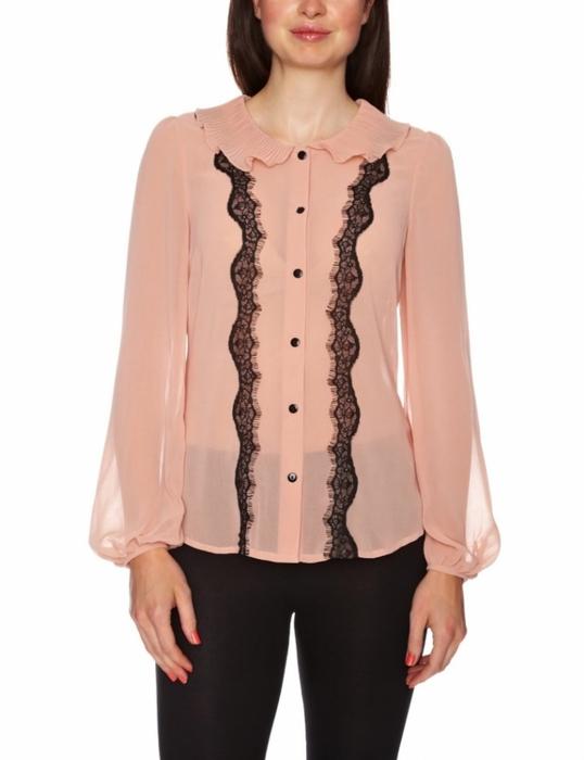 Как увеличить размер блузку своими руками 864