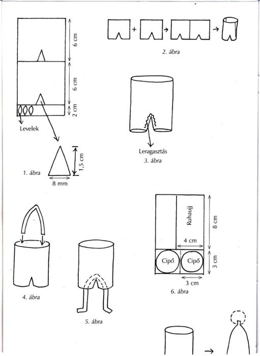 Поделки из креп-бумаги (48) (511x700, 86Kb)