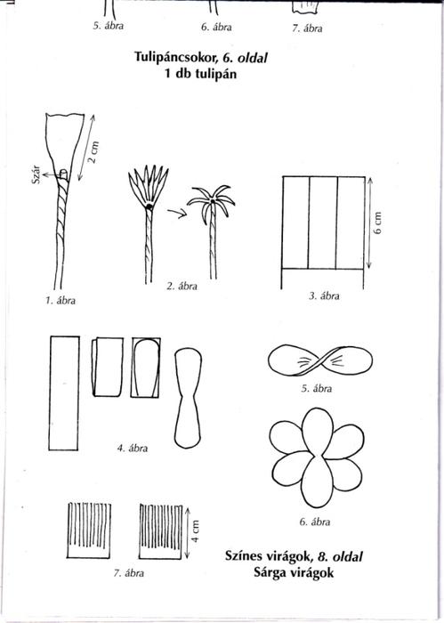 Поделки из креп-бумаги (56) (499x700, 90Kb)
