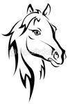 Превью dep_4651275-Black-horse-silhouette (303x449, 43Kb)