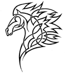 Превью horse_head_____loop_style_by_wolfds-d4ni5g6 (609x700, 140Kb)