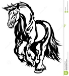 Превью running-draft-horse-black-white-picture-31322801 (639x700, 191Kb)