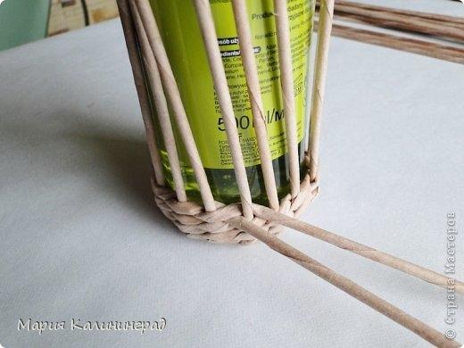 плетение из газет. лошадка из газетных трубочек (5) (520x390, 93Kb)