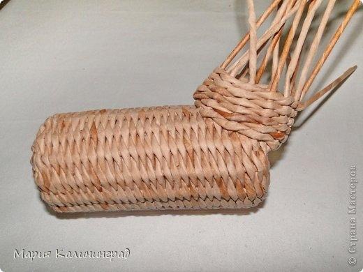 плетение из газет. лошадка из газетных трубочек (25) (520x390, 100Kb)