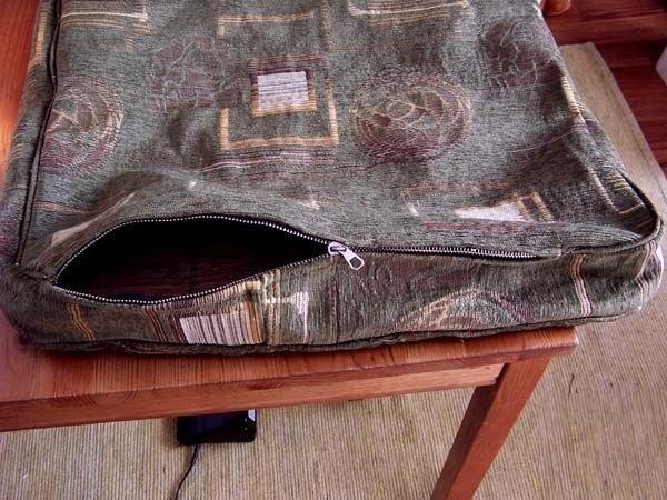 Как обновить старое кресло. Меняем обивку сами (10) (600x450, 184Kb)