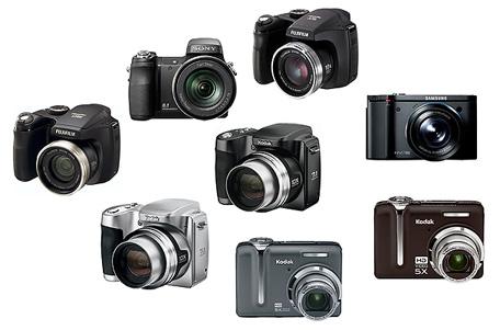 Цифровые фотоаппараты. Какой выбрать?