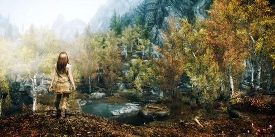 Потрясающие пейзажи из современных видеоигр