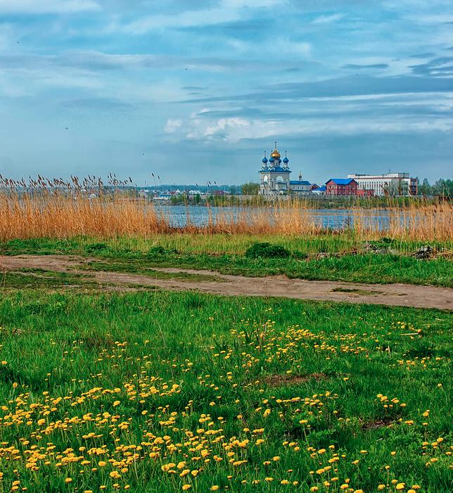 Великолепные пейзажи Олега Сонина