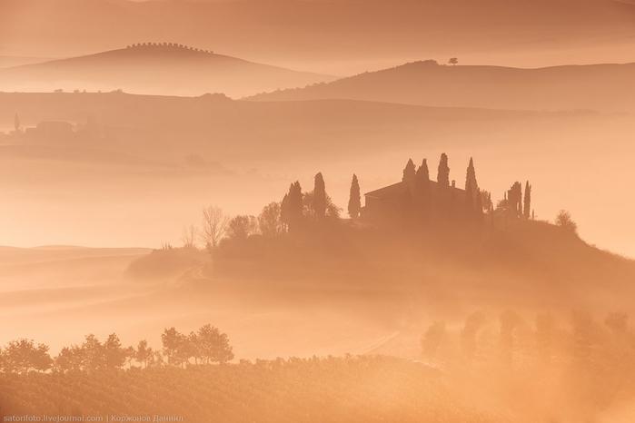 тоскана италия фото 3 (700x466, 111Kb)
