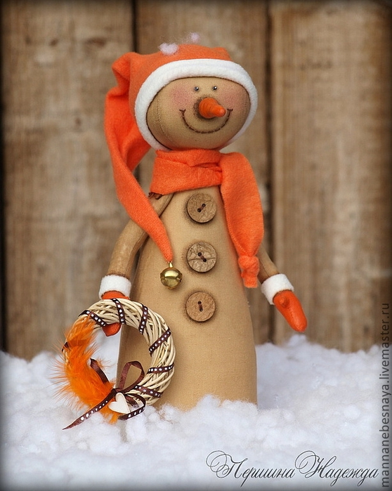 кофейный снеговик (3) (558x700, 257Kb)
