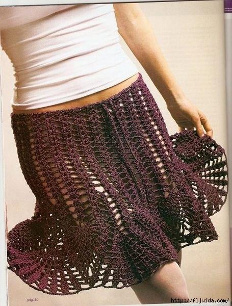 выбираем модель юбки: