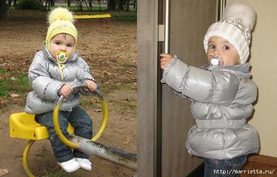 помпон для детской шапочки своими руками (4) (550x351, 177Kb)