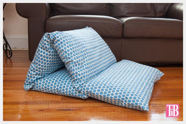 Как сшить подушку своими руками легко практически