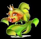 рыбка золотая (139x134, 27Kb)
