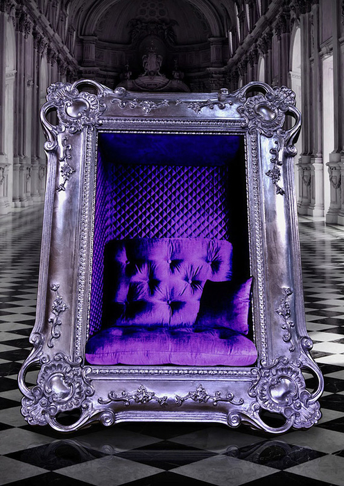 кресла в картинных рамах Slokoski (496x700, 445Kb)