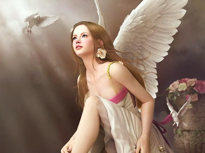 ангел (700x525, 84Kb)