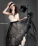 купить нарядное платье большого размера