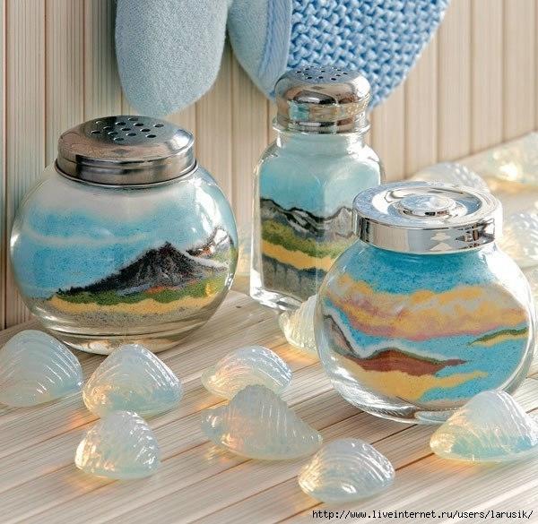 Сувениры из соли своими руками фото