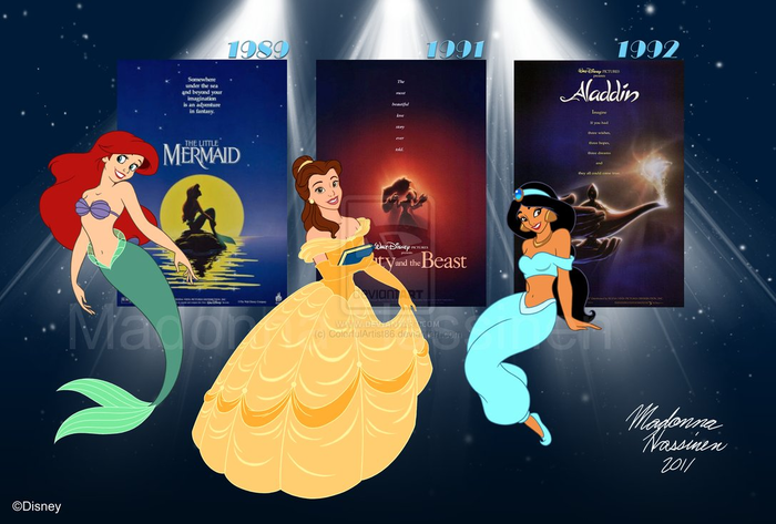 my_three_disney_favorites__d_by_colorfulartist86-d4axk7g (700x473, 373Kb)