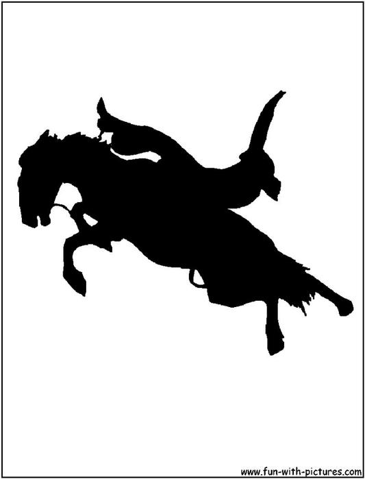 bucking-horse-silhouette (533x700, 41Kb)