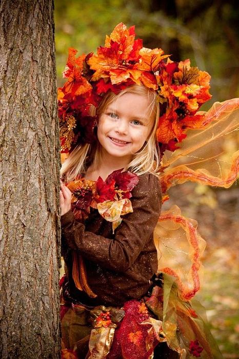 Осенний бал своими руками