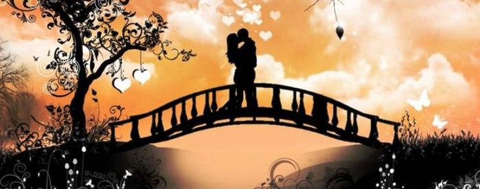 влюбленные на мосту (700x275, 48Kb)