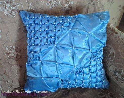 Как сшить подушку для автомобиля для детей 5