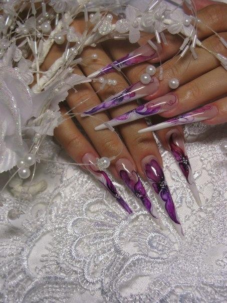Рисунки ногтей своими руками