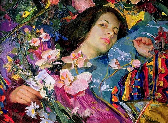 Maria_with_Orchids299_1998 (700x515, 540Kb)