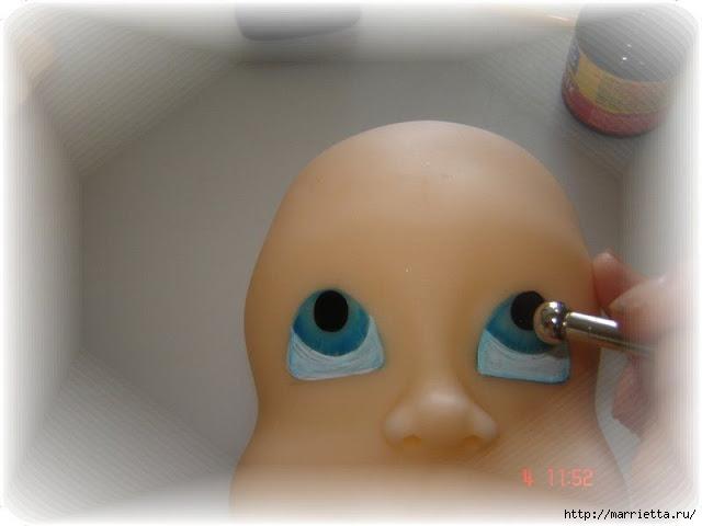 Как нарисовать глазки кукле из холодного фарфора (8) (640x480, 100Kb)