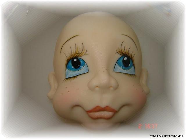 Как нарисовать глазки кукле из холодного фарфора (18) (640x480, 106Kb)