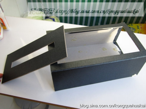 Как сделать коробку с салфетками 187