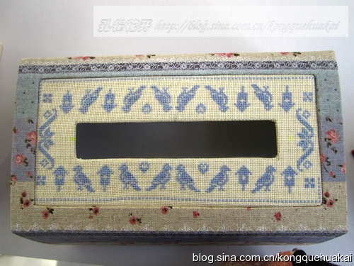 Коробочка для салфеток своими руками. Мастер-класс (38) (500x375, 185Kb)