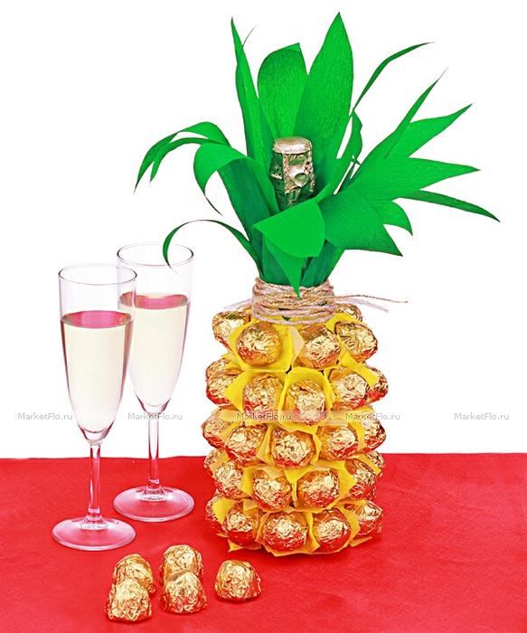 ананас-шампанское (1) (583x700, 380Kb)