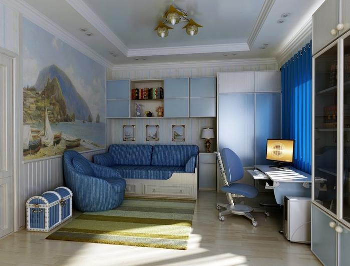 комната для подростка (18) (700x531, 229Kb)