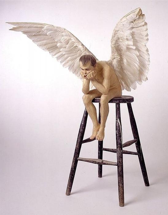 скульптуры Рона Мьюека 7 (547x700, 198Kb)