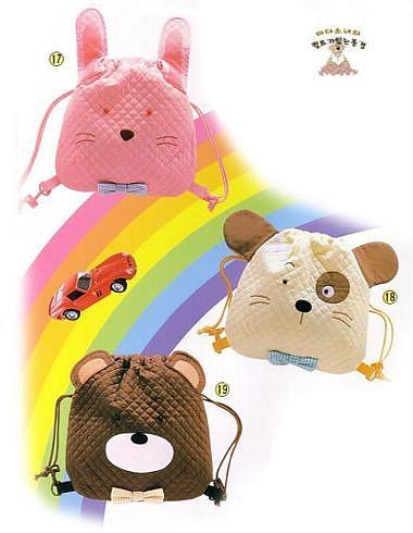 Детские кошельки с изображением животных. Шьем сами. Выкройки (18) (380x490, 85Kb)