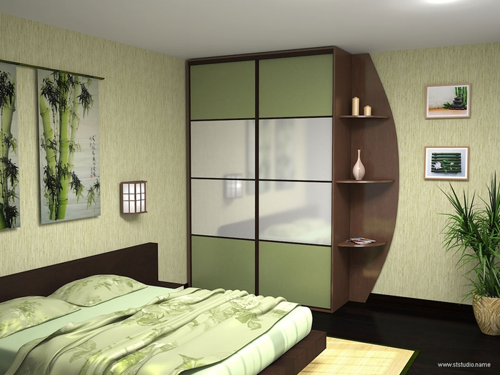 спальня в восточном стиле (17) (700x525, 232Kb)
