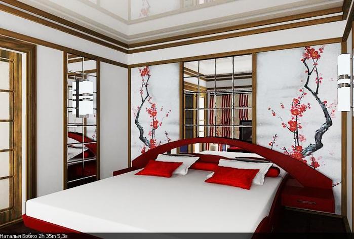 спальня в восточном стиле (25) (700x472, 231Kb)