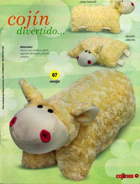 Подушки-игрушки журнал (10) (535x700, 299Kb)