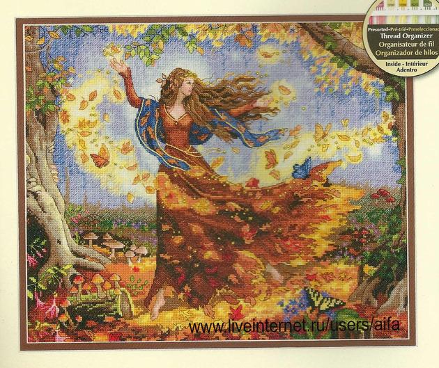 Fall Fairy 70-35262 Фея