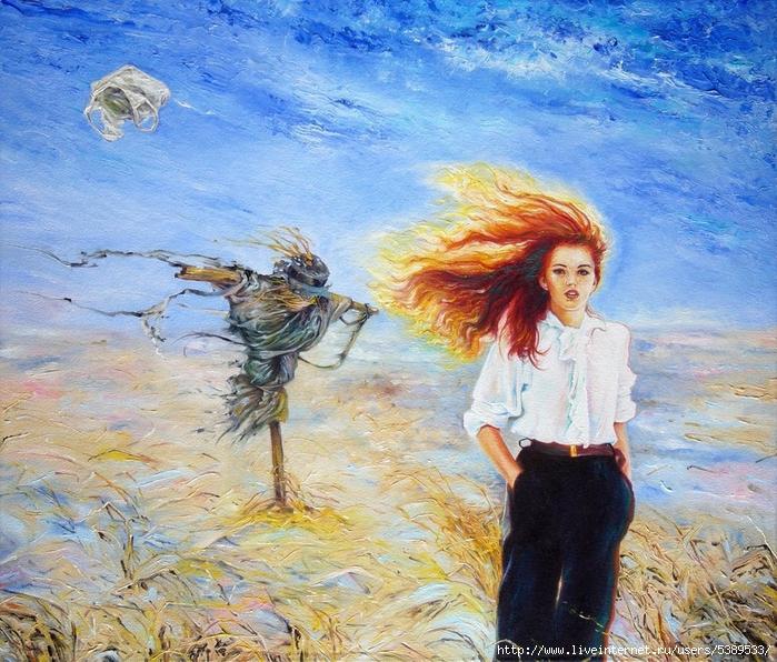 talking_with_the_wind_by_bohomaz13-d5mwrbl (700x596, 421Kb)