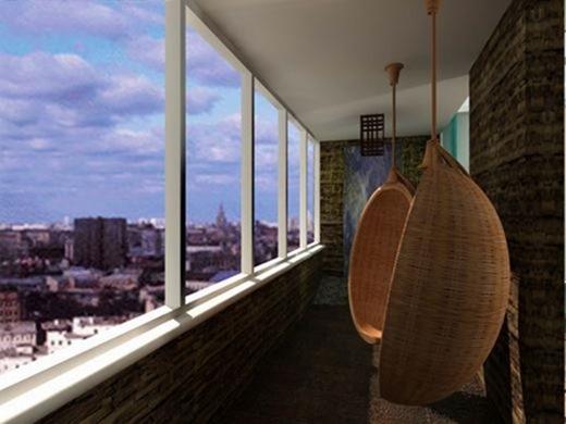 Что можно сделать на балконе