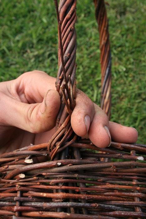 Все о плетении из ивового прута своими руками