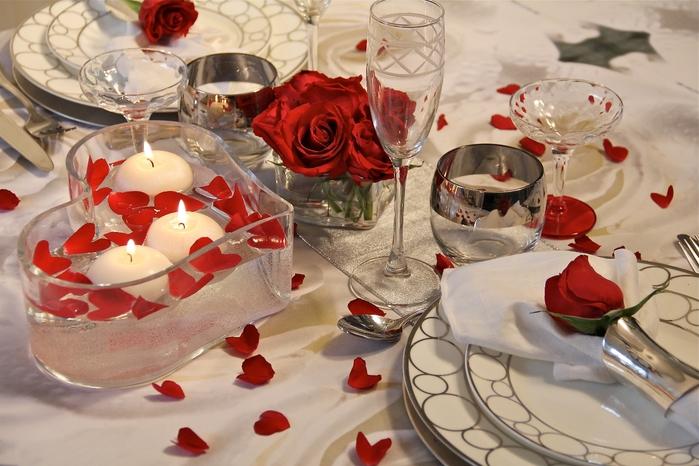 Романтика и декор своими руками к новому году