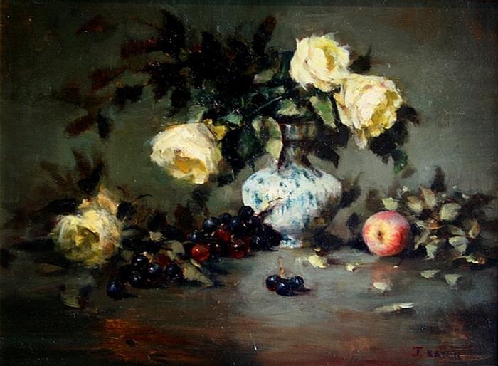 yellow-roses-in-davids-pot (700x514, 397Kb)