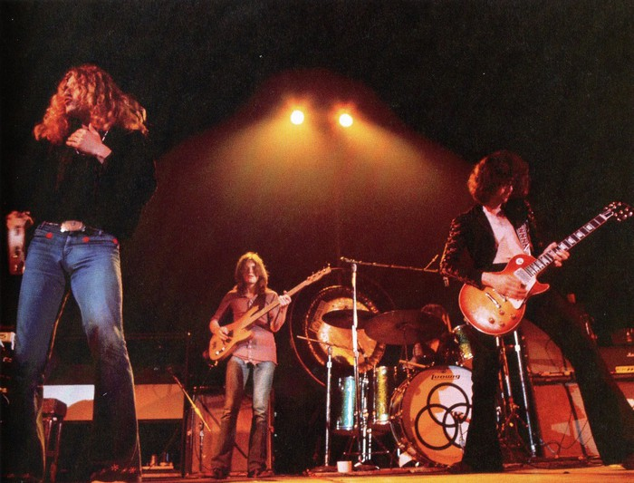 an analysis of led zeppelin one of the hard rock bands of the 70s