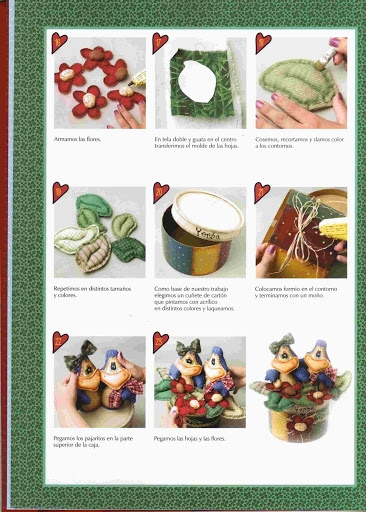 Шьем игрушки. Журнал с выкройками (10) (366x512, 174Kb)